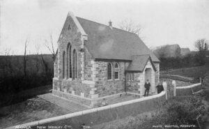 Early Image of Mawla Wesleyan Chapel